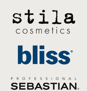 Clients: Stila Cosmetics - P&G Sebastian Professional - Bliss