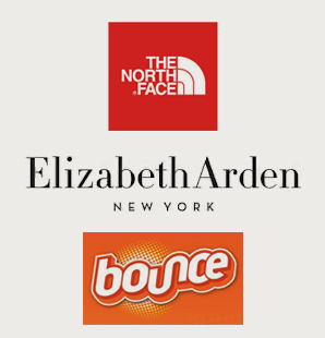 Clients: The North Face - P&G Bounce - Elizabeth Arden